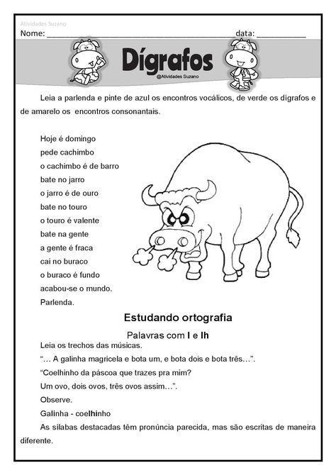 Pin De Mara Rocha Em Interpretacao Atividades Atividades