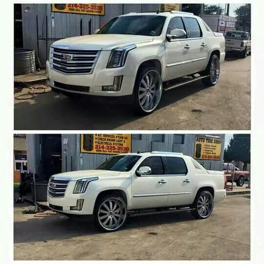 Cadillac On Pinterest