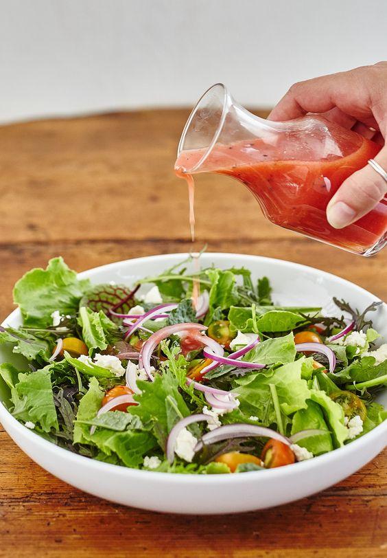 Recipe: Tomato Vinaigrette — Recipes from The Kitchn