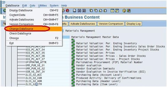 How To Load Transaction Data From ECC? SAP BI Pinterest Sap bi - vendor evaluation