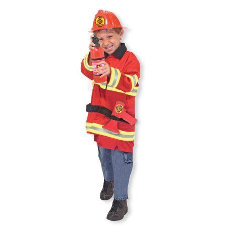 Melissa & Doug - Feuerwehrmann Kostüm bei kidstreet.de