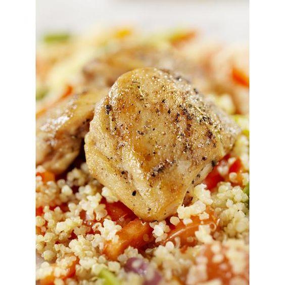 Diez recetas con quinoa recetas y receta de quinoa for Cocinar quinoa negra