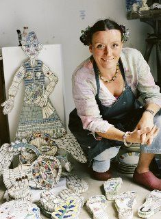 Cleo Mussi, mosaic artist