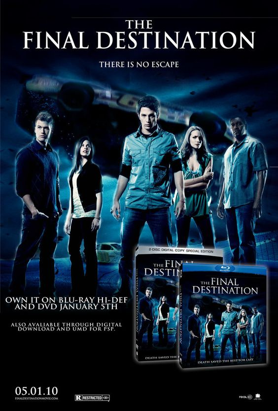english movie final destination  mediafire