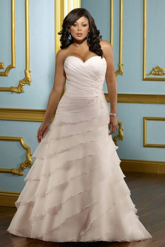 Slimming Wedding Dresses at Exclusive Wedding Decoration and ...
