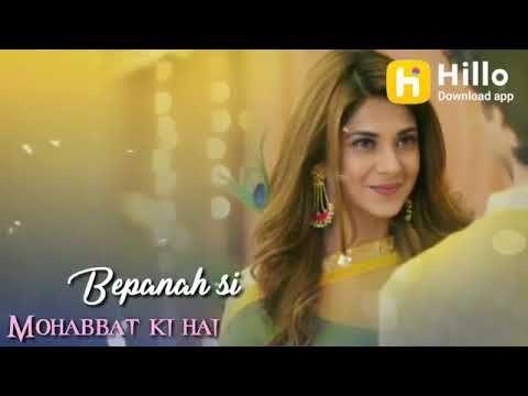 Bepannah Zaroorat Female Version Mere Dil Ko Tere Dil Ki Zaroorat Romantic Songs Video Mp3 Song Download Mp3 Music Downloads