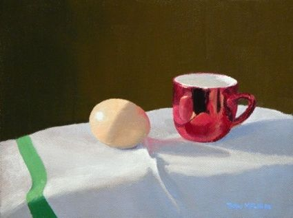 Holiday+Cup,+painting+by+artist+Thaw+Malin+iii