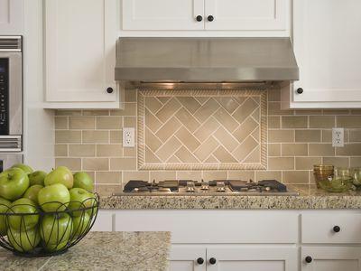Airstone Brick Backsplash Easy To Diy Kitchen Remodeling