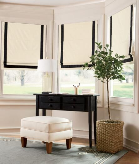 Window treatments, Taupe and Country curtains on Pinterest