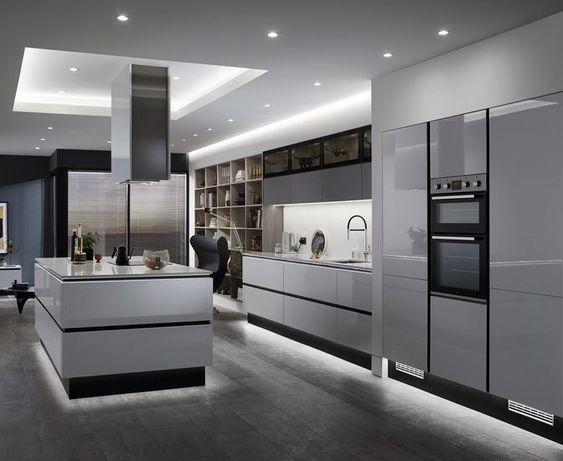 30 Elegant Modern Kitchen Design Ideas And Remodel With Luxury