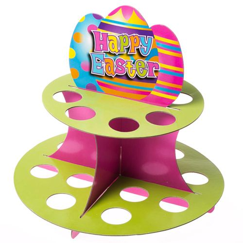 Easter Egg Stand (holds 20 eggs): We-Care.com will donate a portion of every purchase through this link to charity!