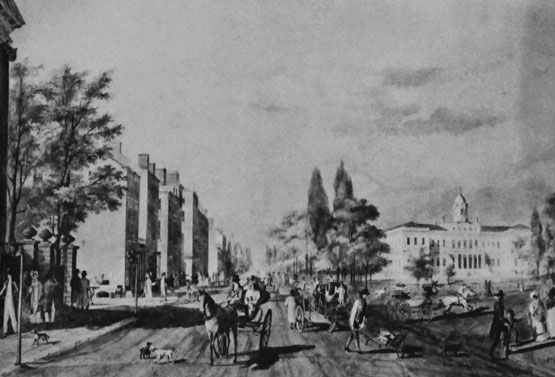 Big Old Houses Manhattan 1800 New York Social Diary Old Houses