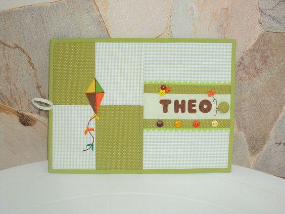 Capinha do Theo frente e verso | por Atelier Panos e Retalhos