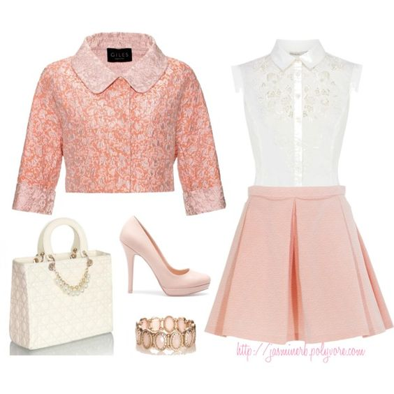 Daily Outfit Girly Girl My Style Fashion