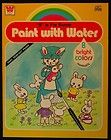 Loved these paint with water books as a child.