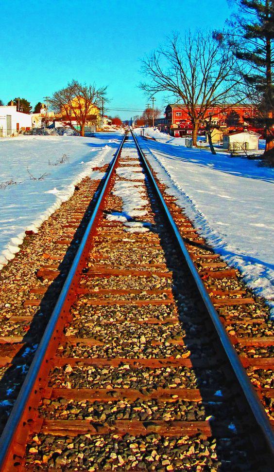 Endless Freight Rail Thru Lancaster County|Love's Photo Album