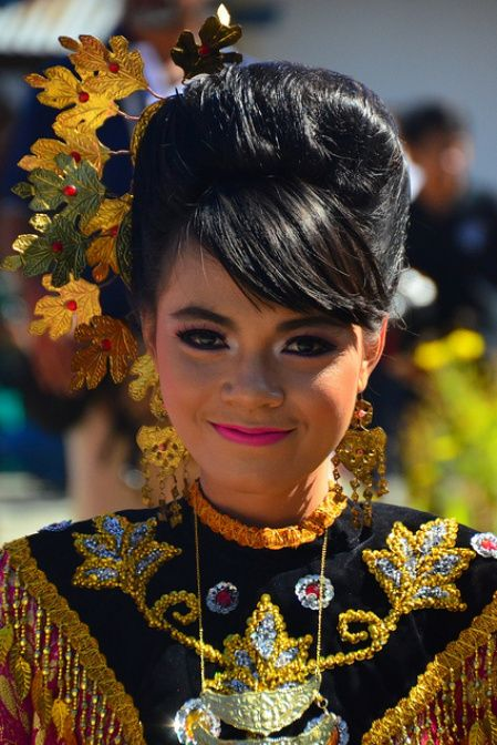 Traditional dress of Indonesia: Featured with unique patterns and designs  Traditional