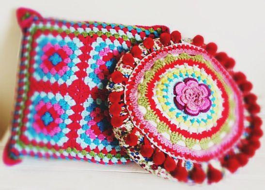 Gypsy Cushions