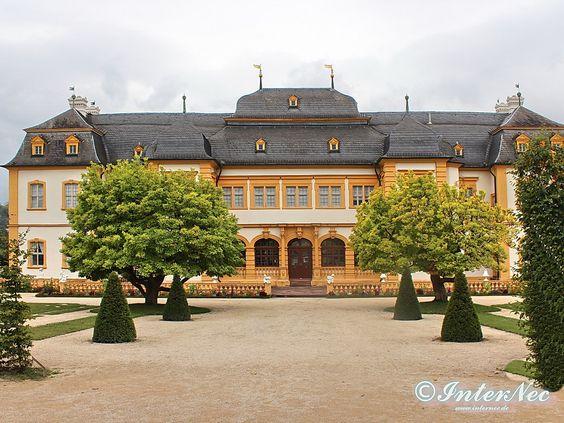 Schloß Veitshöchheim      www.internec.de