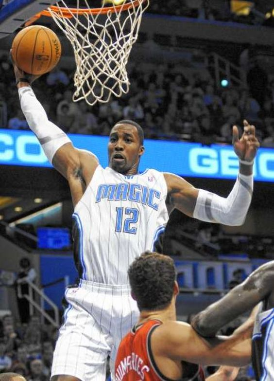 dwight howard | Dwight Howard soap opera has many role players who could push Superman ...