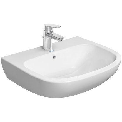 Duravit Standard Waschbecken D Code 60 Cm Rund Weiss Duravit Waschbecken Waschbecken Waschtisch
