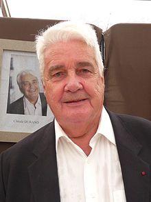 Claude Durand, né le 9 novembre 1938 à Livry-Gargan, est un éditeur, traducteur d'anglais et espagnol en français et écrivain français.