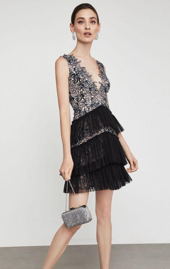 49++ Bcbg pleated tulle mini dress ideas