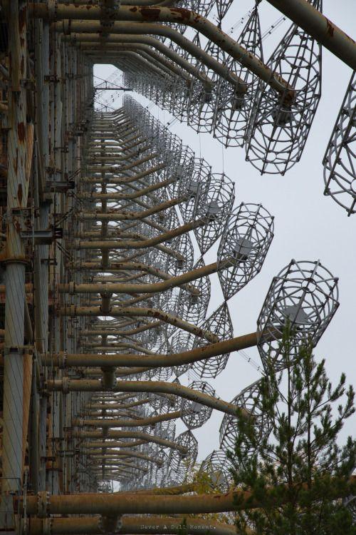 Duga 3 | Chernobyl Exclusion Zone | Ukraine