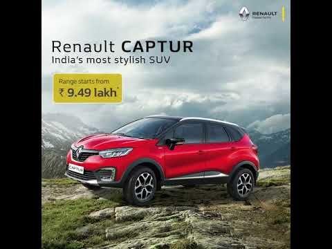 Renault Captur Interior Interiores Imagens De Carros Carros