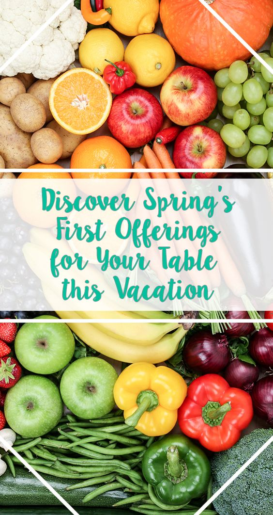 A vacation is not complete without indulging in fresh, delicious, local food. And what better way to do that than sourcing your own food for your own fresh, beautiful meal creations?