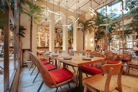 Los Nuevos Restaurantes De Moda En Madrid Para Superar La Rentrée Restaurantes De Moda Restaurantes Restaurantes Madrid