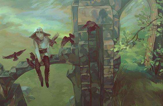 Коул,DA персонажи,Dragon Age,фэндомы,DAI