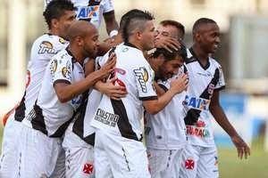 Blog Esportivo do Suiço:  Brasileirão - Série B 2014, 3ª Rodada: Vasco derrota o Atlético-GO e garante a sua primeira vitória
