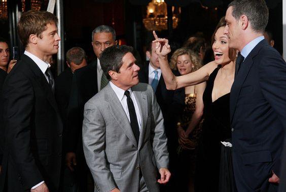 "Brad Pitt Photos: Paramount Vantage Premiere Of ""A Mighty Heart"" - Arrivals"