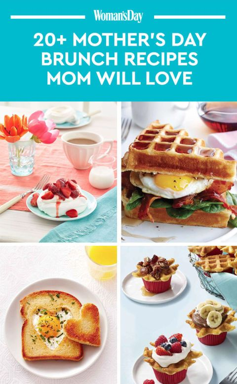 30 Recipes For a Picture-Perfect Mother's Day Brunch