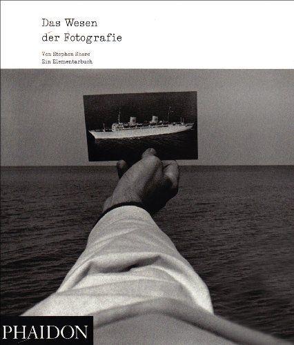 DAS WESEN DER FOTOGRAFIE: EIN ELEMENTARBUCH / http://ammazing.de/product/Das-Wesen-Fotografie-Ein-Elementarbuch-0714849901