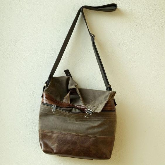 1909 laptop bag – Rough & Tumble