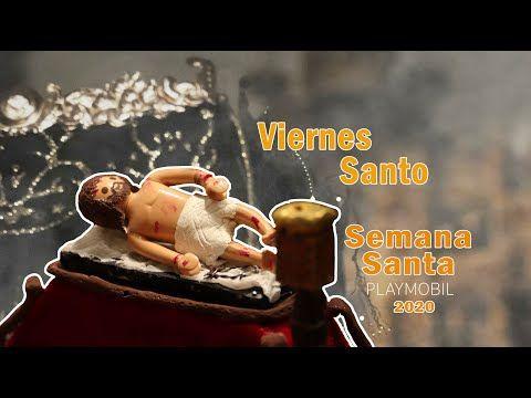 Viernes Santo 2020 Semana Santa Playmobil Youtube Viernes Santos Semana Santa Playmobil