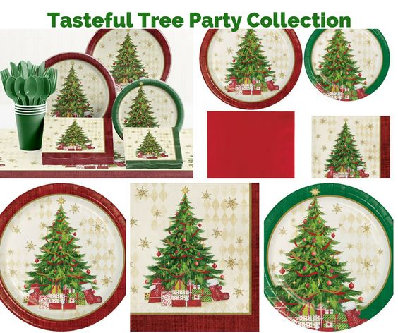 Tasteful Tree Party Banner