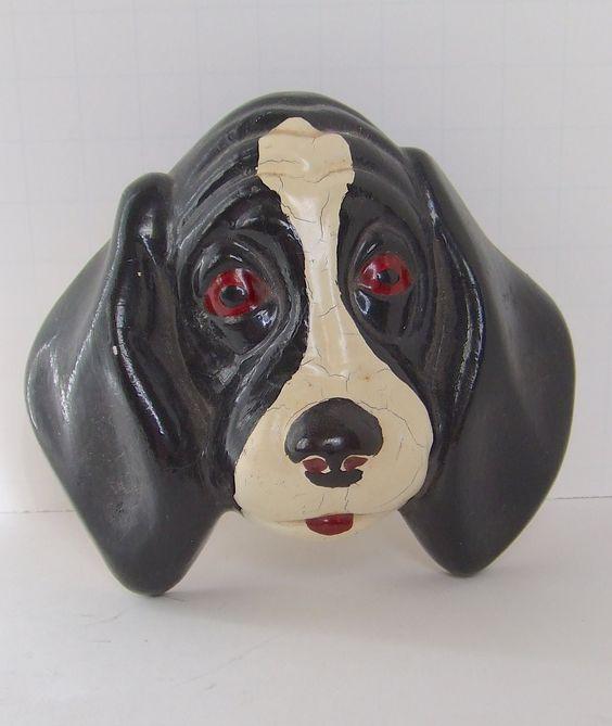 Hound Dog Chalk, 1961 Miller Studios.