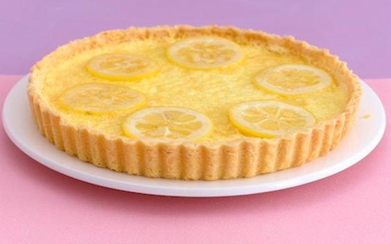 Recette tarte au citron simplissime économique et facile > Cuisine Étudiant