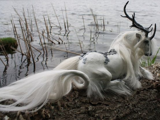 Antlered Horse | Art Dolls | Pinterest | Image search ...