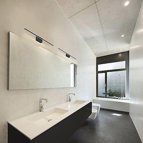 Vega Minor Led Bath Bar Elegant Bathroom Bathroom Light Fixtures Modern Bathroom Lighting