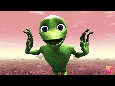Dancing Alien Youtube In 2021 Alien Youtube Dance