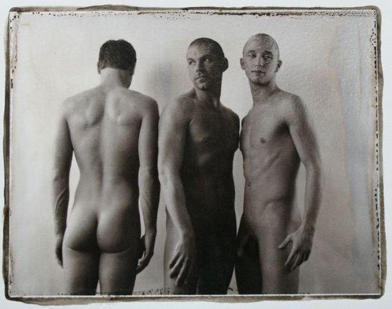Nude Males Posing 42