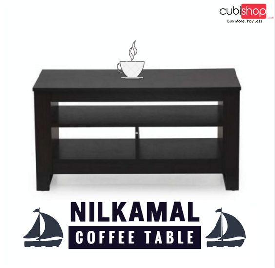 buy nilkamal aspen coffee table for home office and multipurpose work at buy matrix mid office