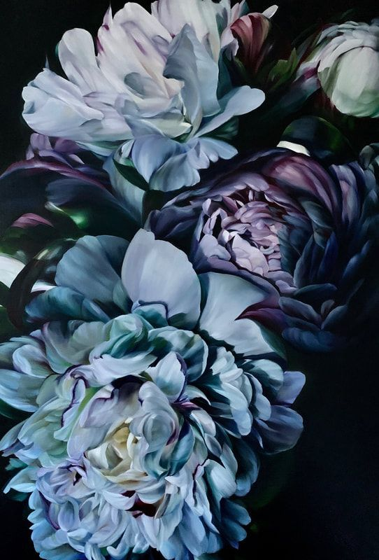 Gallery In 2020 Wallpaper Nature Flowers Flower Painting Peony Painting