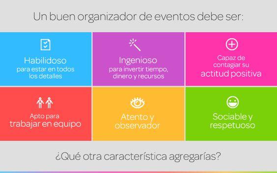 Cualidades que debe tener un organizador de eventos   Blog de Eventioz.com