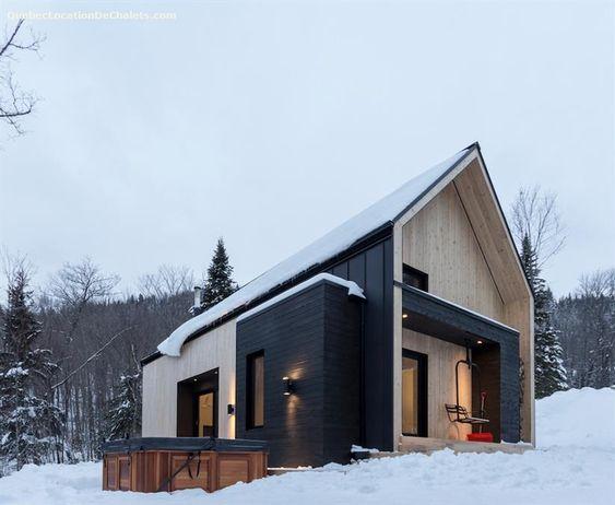 Villa Boréale  Chalet à louer Charlevoix, Petite-Rivière-Saint-François. Location de chalet au Québec. Entrez directement en contact avec les propriétaires, sans intermédiaire.
