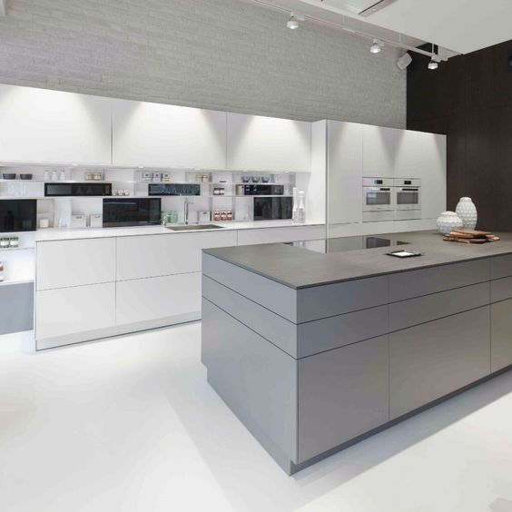 Rauminszenierer Küche, Küchen, Warendorf, PROFISTANDARD, FAMI - ballerina küchen preise